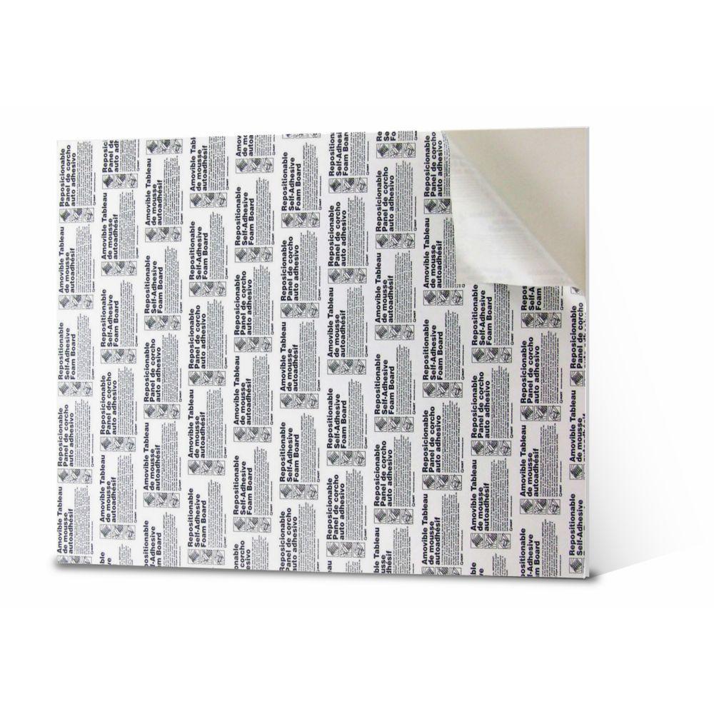 amazoncom elmers foam board selfadhesive white