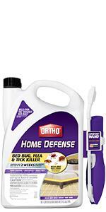 Amazon Com Ortho Home Defense Dual Action Bed Bug Killer Aerosol