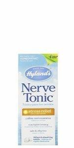 nerve pills;hyland nerve tonic;nerve control