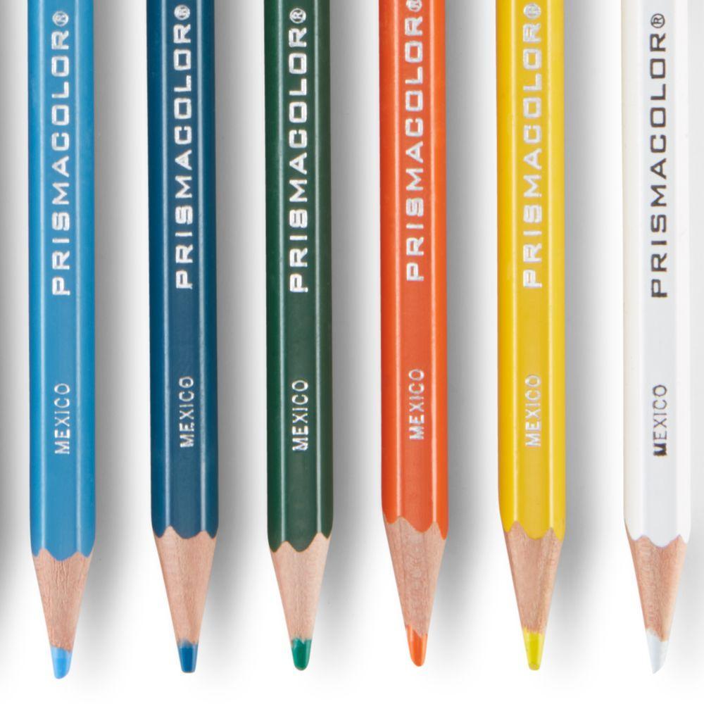 Amazon.com : Prismacolor Verithin Coloured Pencils, Assorted Colours