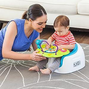 amazon com bumbo b11091 multi seat aqua baby