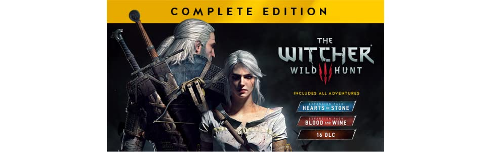 Amazon com: The Witcher 3: Wild Hunt - Blood and Wine - Xbox