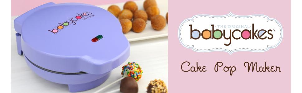 Amazon Com Babycakes Cp 12 Cake Pop Maker 12 Cake Pop Capacity