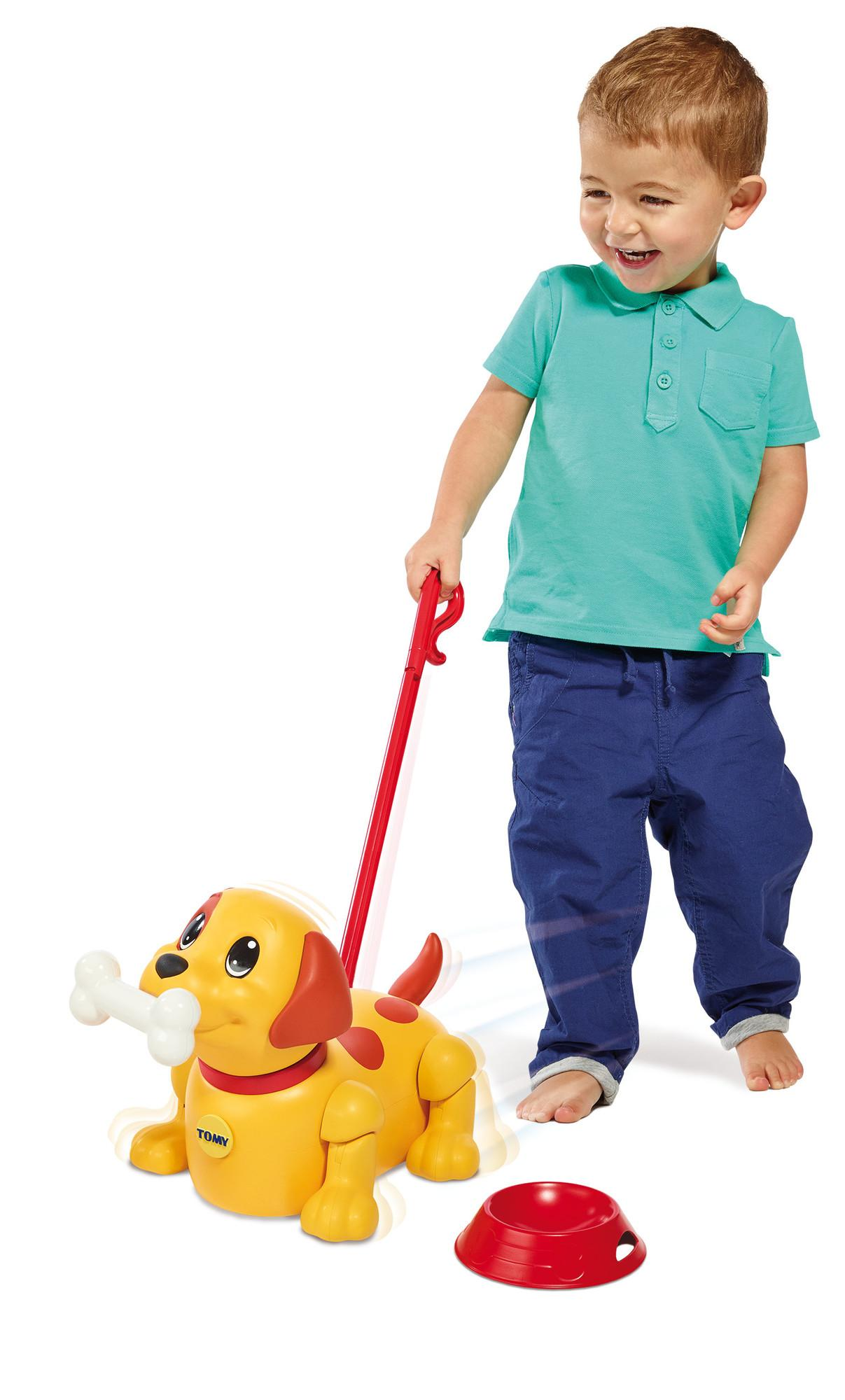 Toys For Boys 18 Months : New toddler push pull robot dog activity toys gift