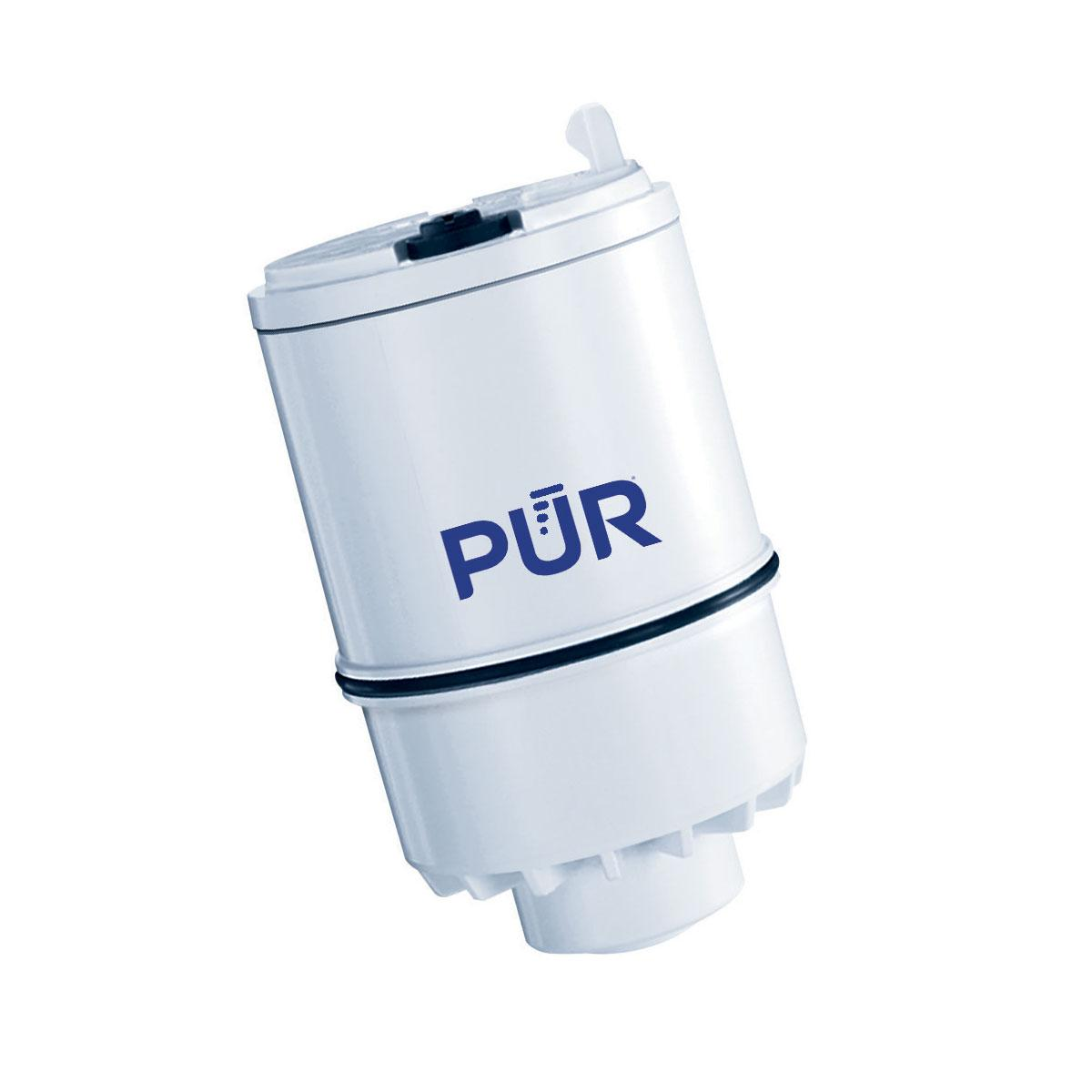 Pur Faucet Mount Replacement Water Filter Basic 2 Pack Pitcher Water Filters