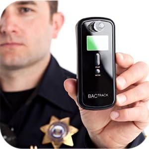 BACtrack S75 Police Breathalizer