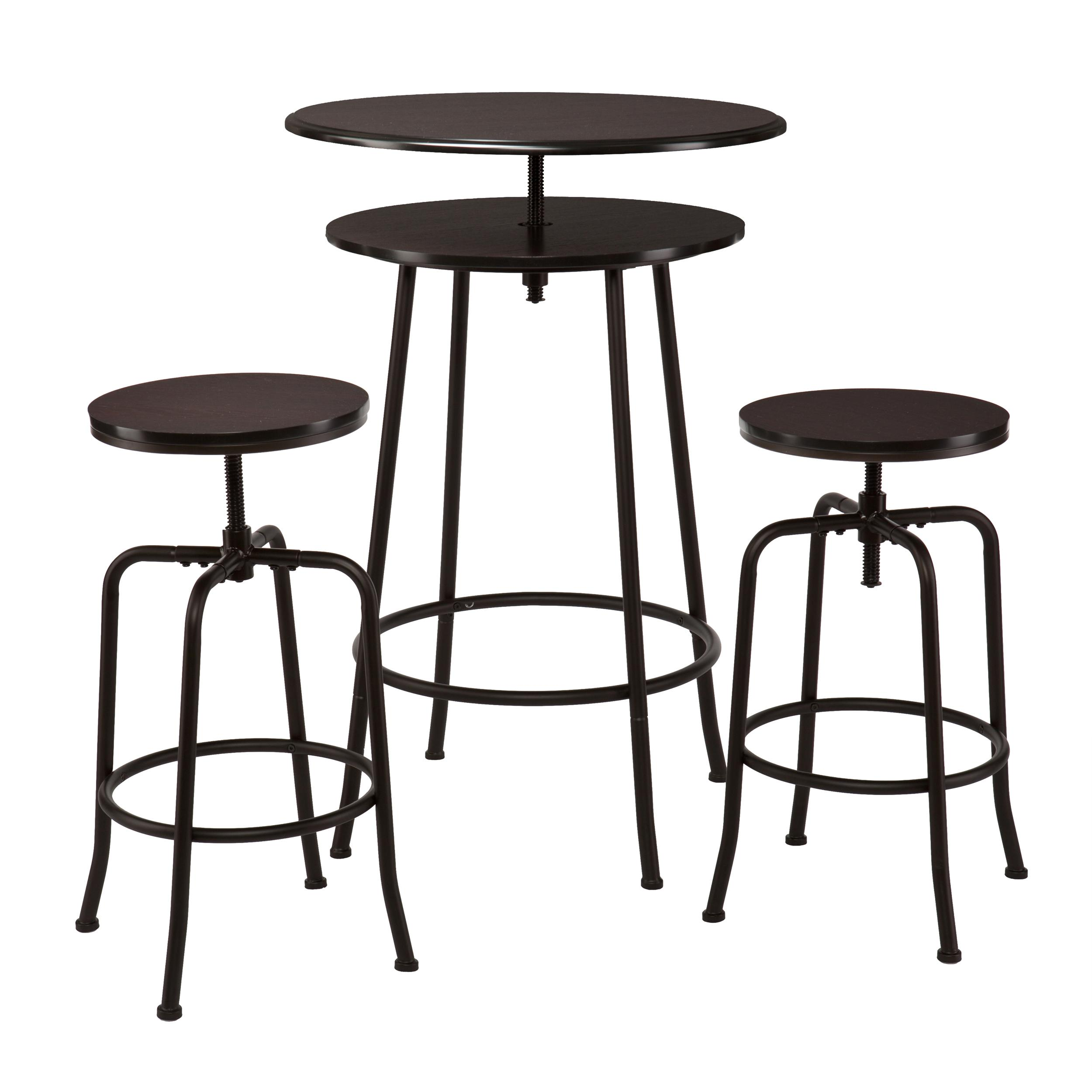 amazoncom holly  martin kalomar pc adjustable pub table  - view larger