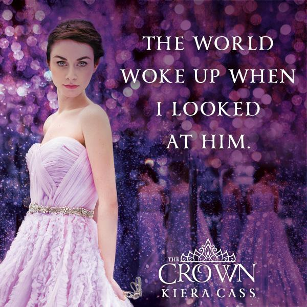 Amazon.com: The Crown (The Selection) (9780062392176): Kiera Cass