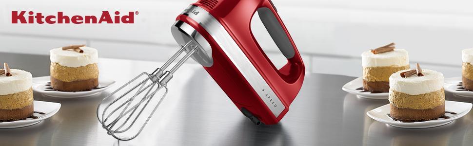 Amazon Com Kitchenaid Khm512cb 5 Speed Ultra Power Hand