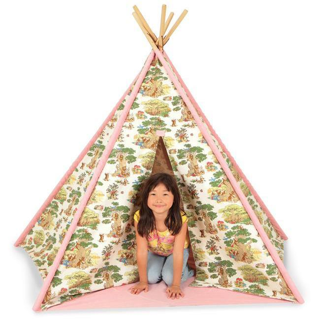 View larger  sc 1 st  Amazon.com & Amazon.com: Pacific Play Tents Teddy Bear Tee Pee: Toys u0026 Games