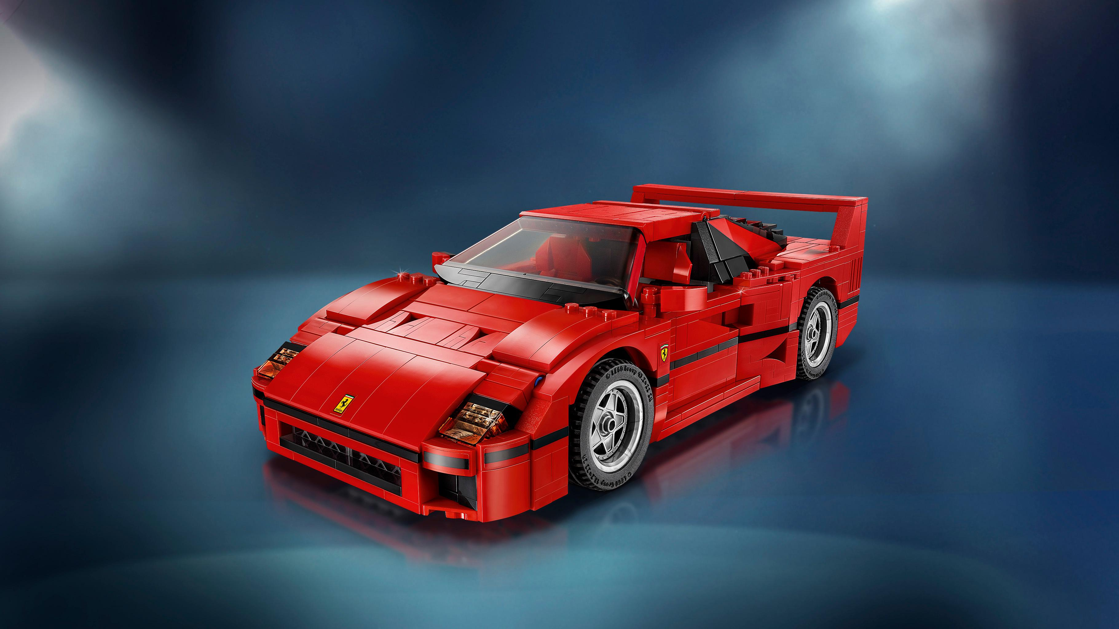 lego creator expert ferrari f40 10248 construction set toys games. Black Bedroom Furniture Sets. Home Design Ideas