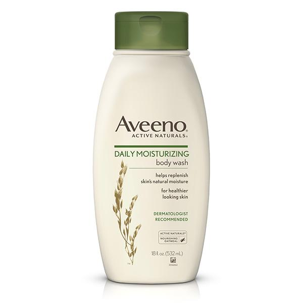 Amazon.com : Aveeno Daily Moisturizing Body Wash, 18 Fl. Oz : Bath And