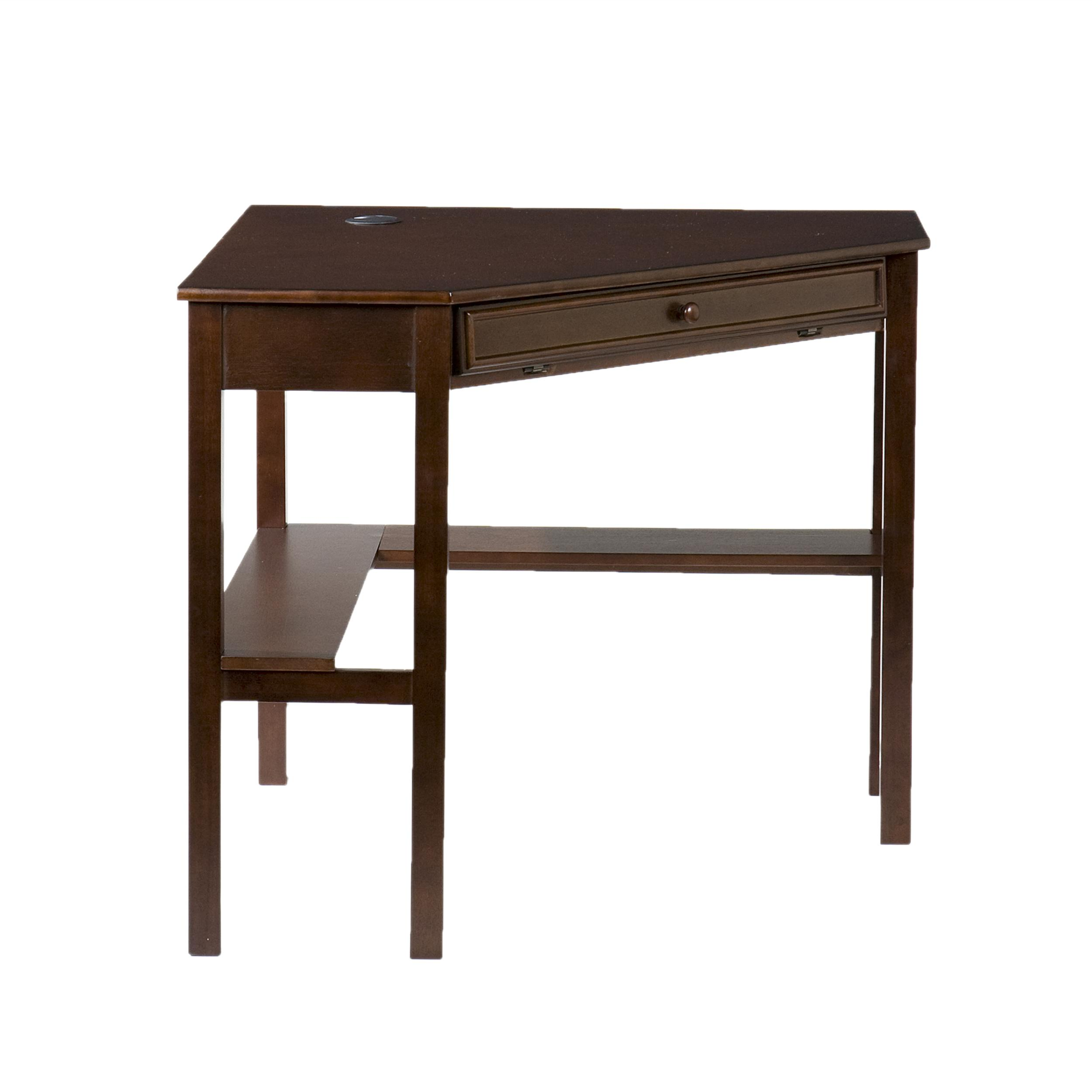 Amazon Com Southern Enterprises Corner Computer Desk 48