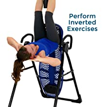 teeter inversion table ep-950