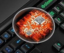 SteelSeries Apex M800 Customizable Mechanical Gaming Keyboard
