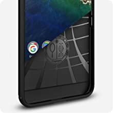 Huawei;nexus 6p case;protective;skin;shockproof;absortion;absorbing;rubber;heavy duty;carbon fiber
