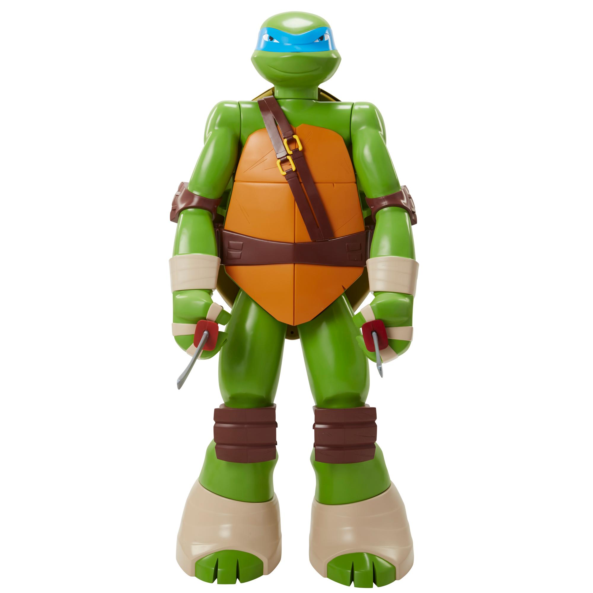 Turtle Toys For Turtles : Amazon nickelodeon big figs colossal quot figure