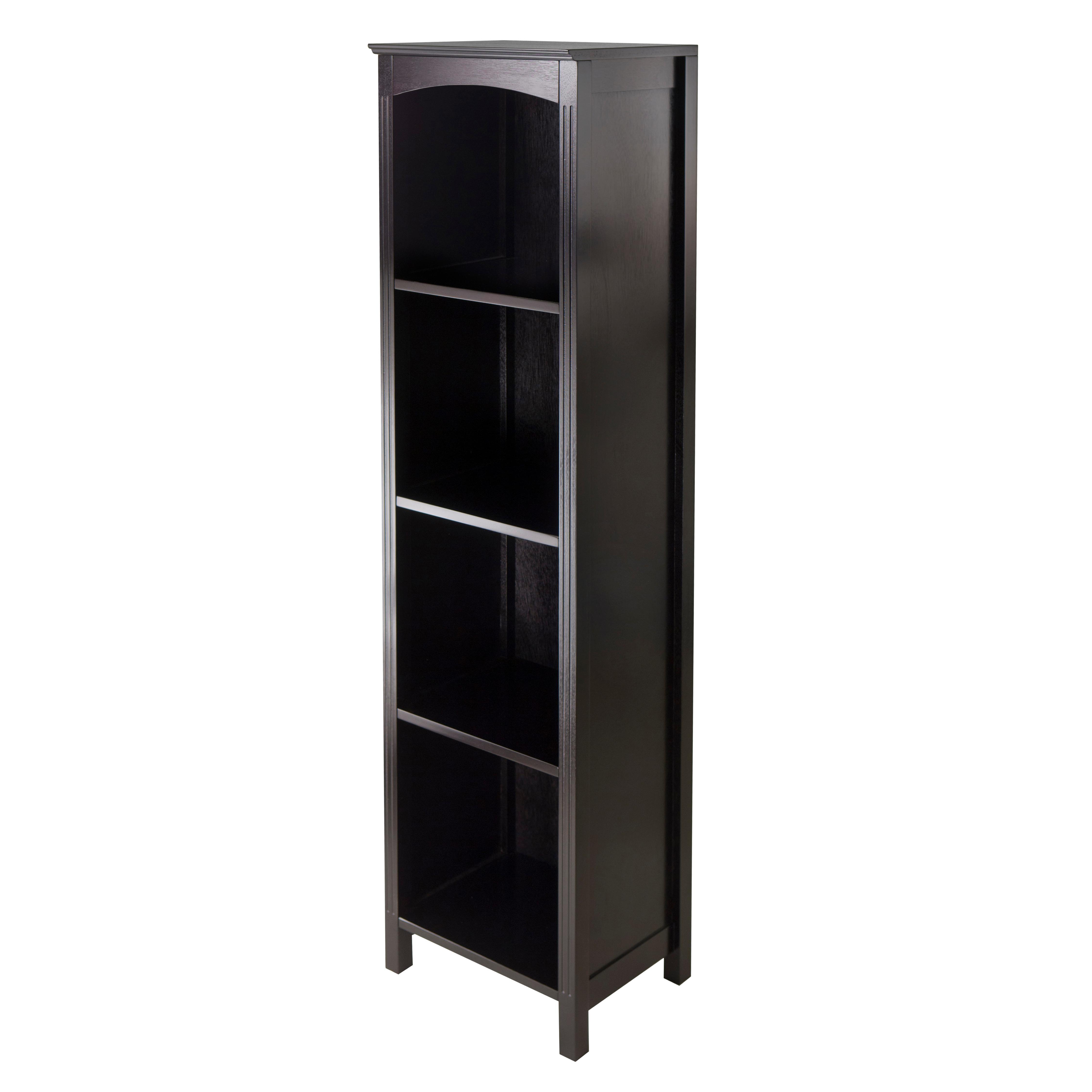 Amazon Winsome Terrace Storage Shelf 5 Tier In Espresso Finish