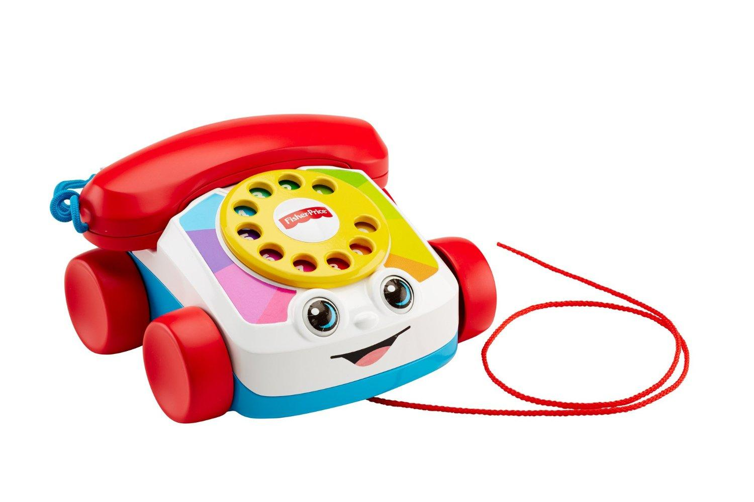 Fisher Price Toys : Amazon fisher price chatter telephone toys games