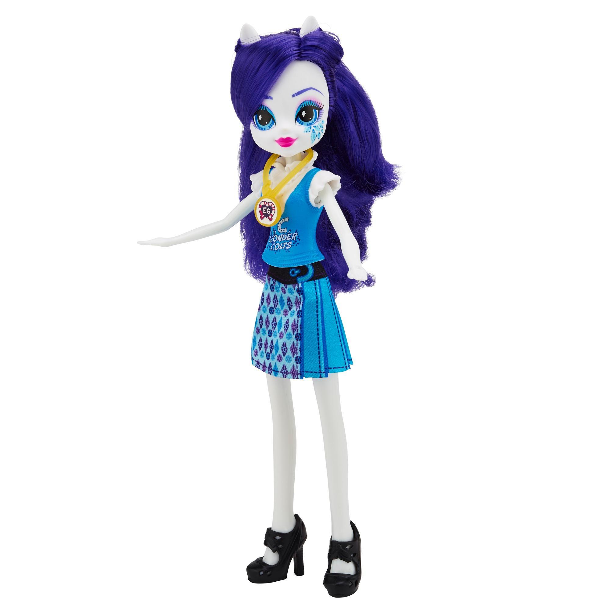 Amazoncom My Little Pony Equestria Girls Rarity Friendship Games