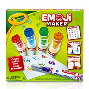 Crayola Emoji Marker Maker - Hero Image