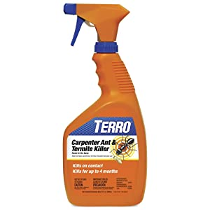 Amazon Com Terro T1100 6 Carpenter Ant Amp Termite Killer