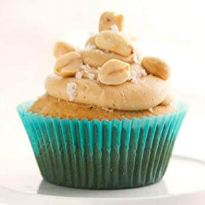 smooth operator peanut butter cupcake and frosting