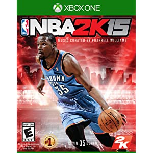 Amazon.com: NBA 2K15 - Xbox One: Take 2 Interactive: Video
