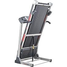 Folding treadmill, compact treadmill, space saver treadmill