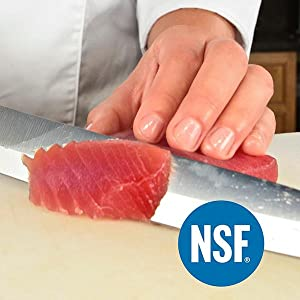 sushi tuna knife