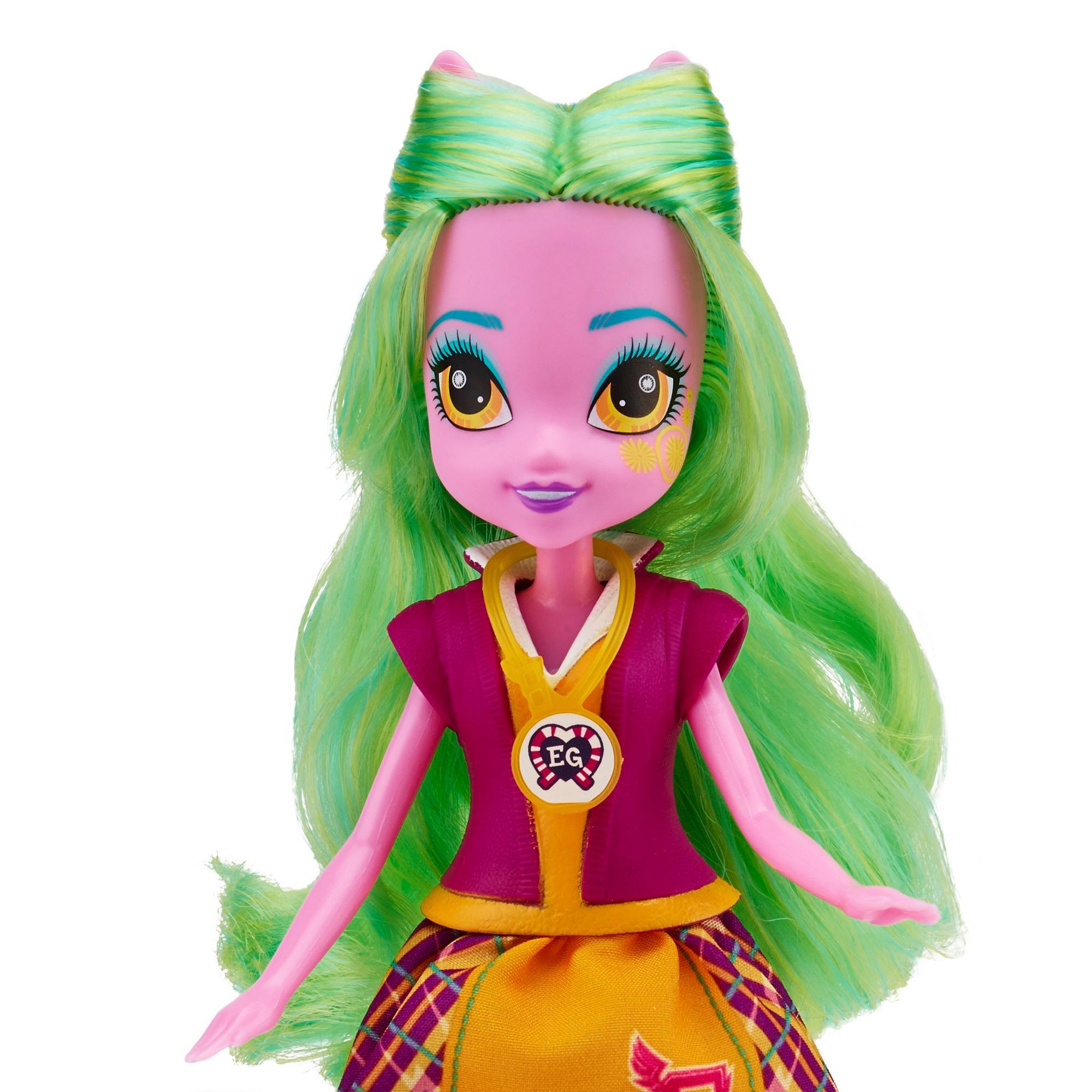 Amazon.com: My Little Pony Equestria Girls Lemon Zest