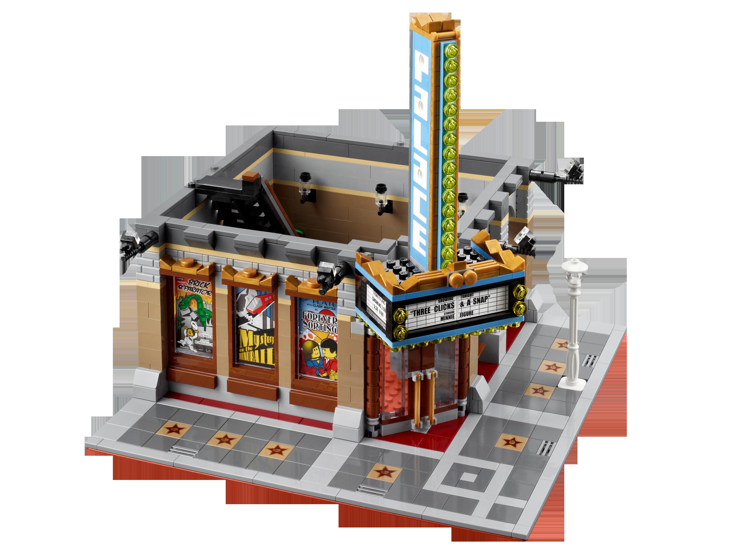 Construction Toys Sets : Amazon lego creator palace cinema toys games