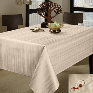 Amazoncom Benson Mills Clear Plastic Tablecloth 60Inch by 84