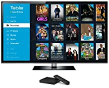 Amazon Fire TV, HDTV, App