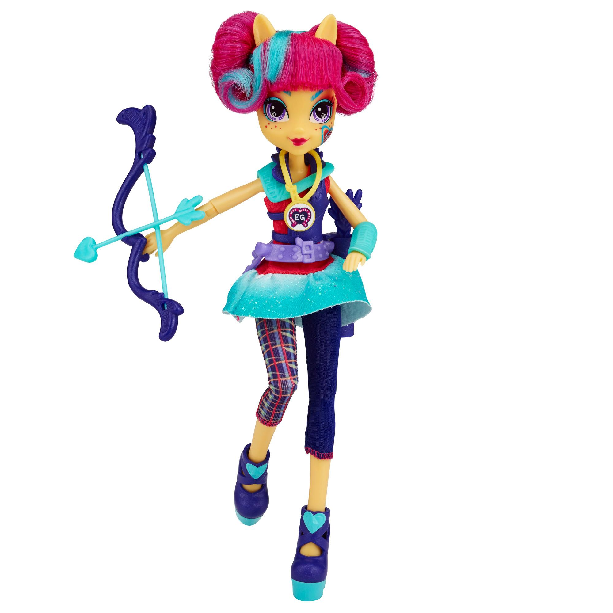 Amazon Com My Little Pony Equestria Girls Sour Sweet Doll