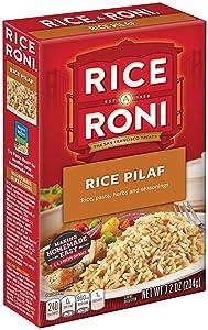 Amazon.com : Rice a Roni, Rice Pilaf, Pasta and Rice Mix