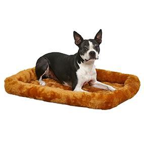 "Dog on 30"" Cinnamon Bed"