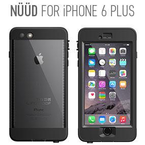 Amazon.com: LifeProof NÜÜD iPhone 6 Plus ONLY Waterproof