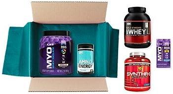 Sports Nutrition Sample Box