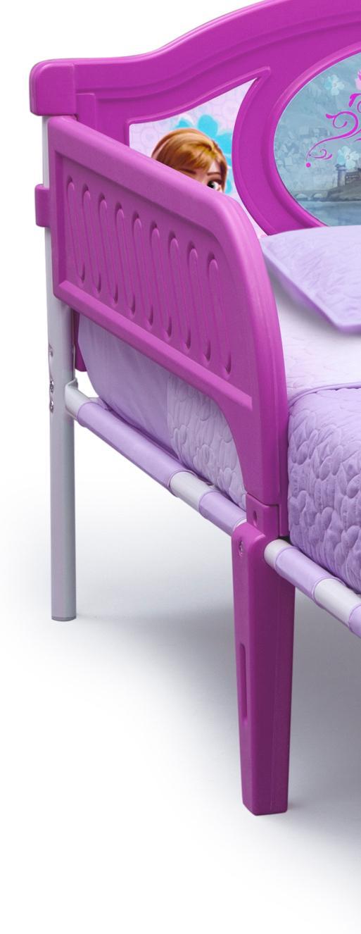 Cheap Bedroom Sets Kids Elsa From Frozen For Girls Toddler: Amazon.com: Disney Frozen Twin Bed By Delta Children: Baby