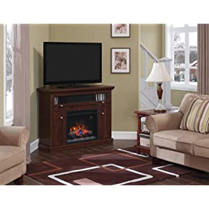 Windsor Wall Or Corner Fireplace Media Cabinet