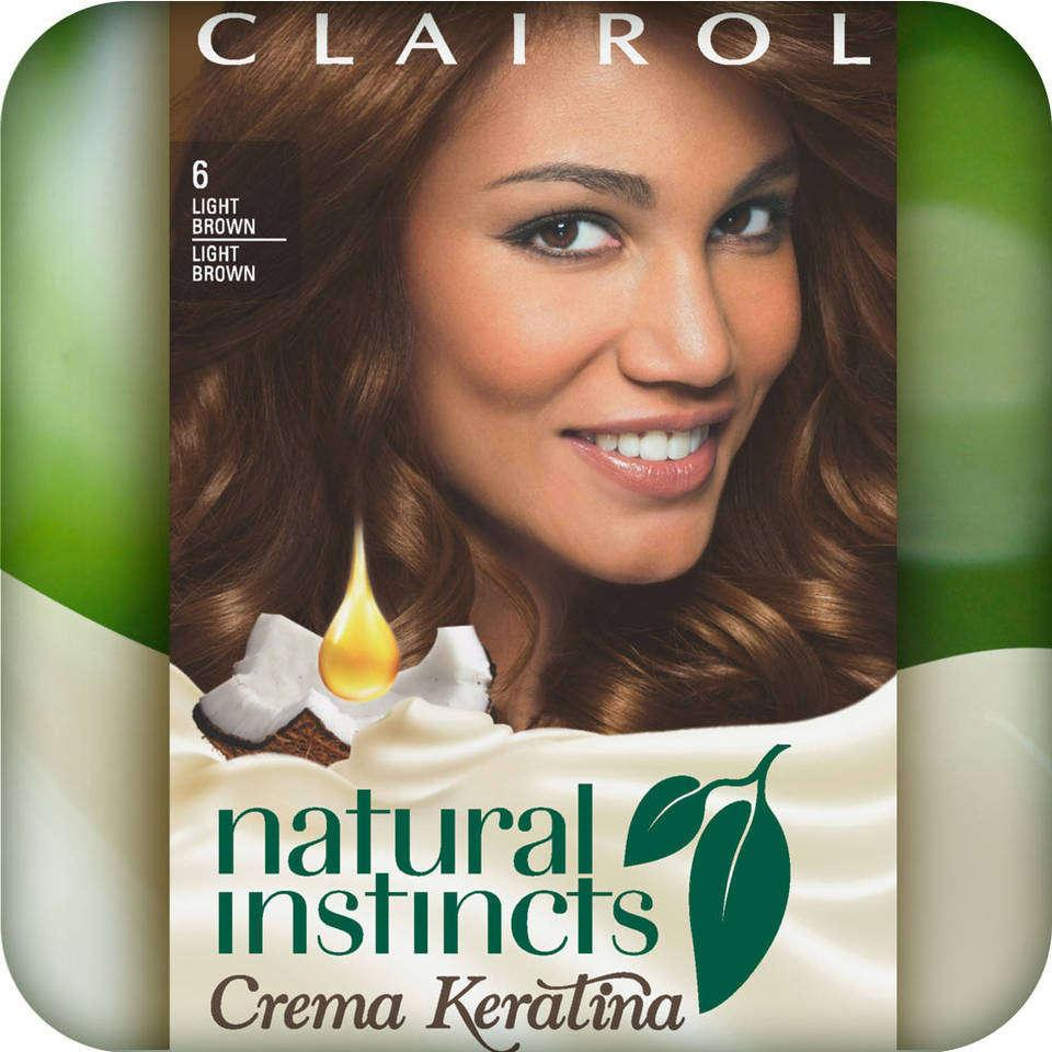 Clairol Natural Instincts Creme Ammonia Free  Darkest Brown