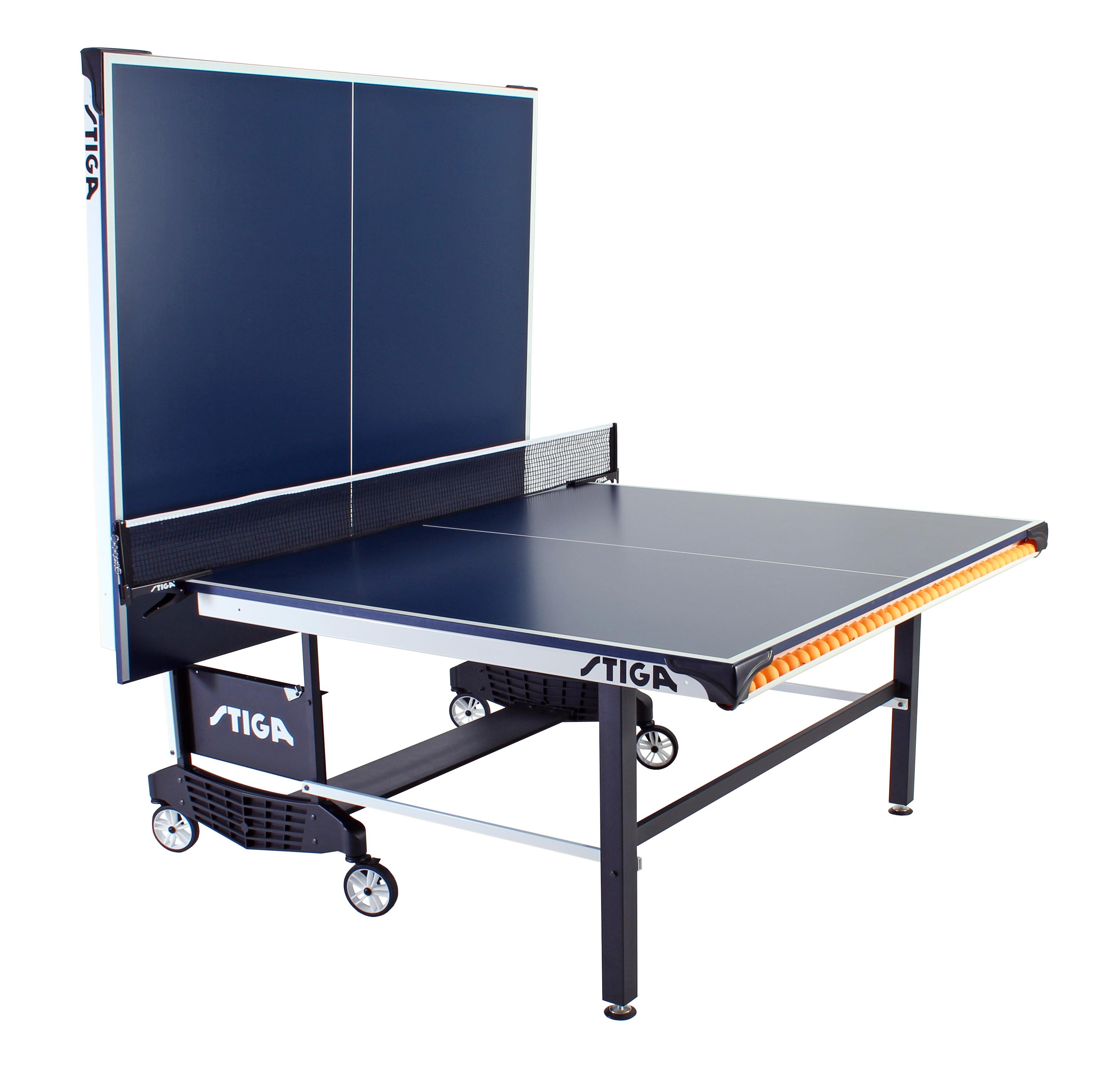 Amazon Com Stiga Sts 385 Table Tennis Table Ping Pong