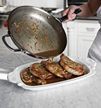 Amazon Com Wolf Gourmet 10 Piece Cookware Set Kitchen