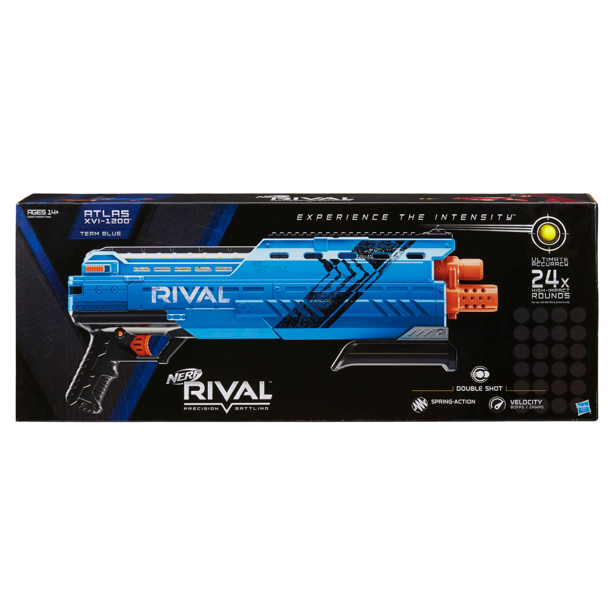 Nerf Rival Atlas XVI 1200 blaster Read more View larger