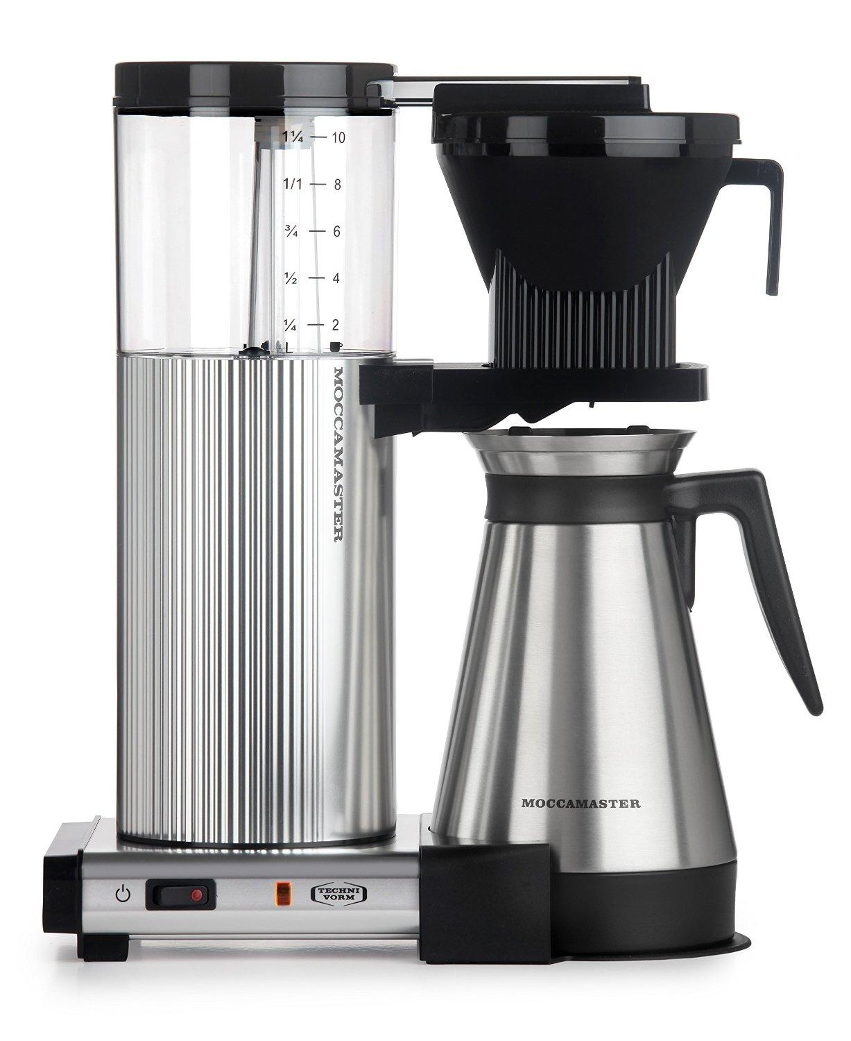 Amazon Com Technivorm Moccamaster 89912 Coffee Machines