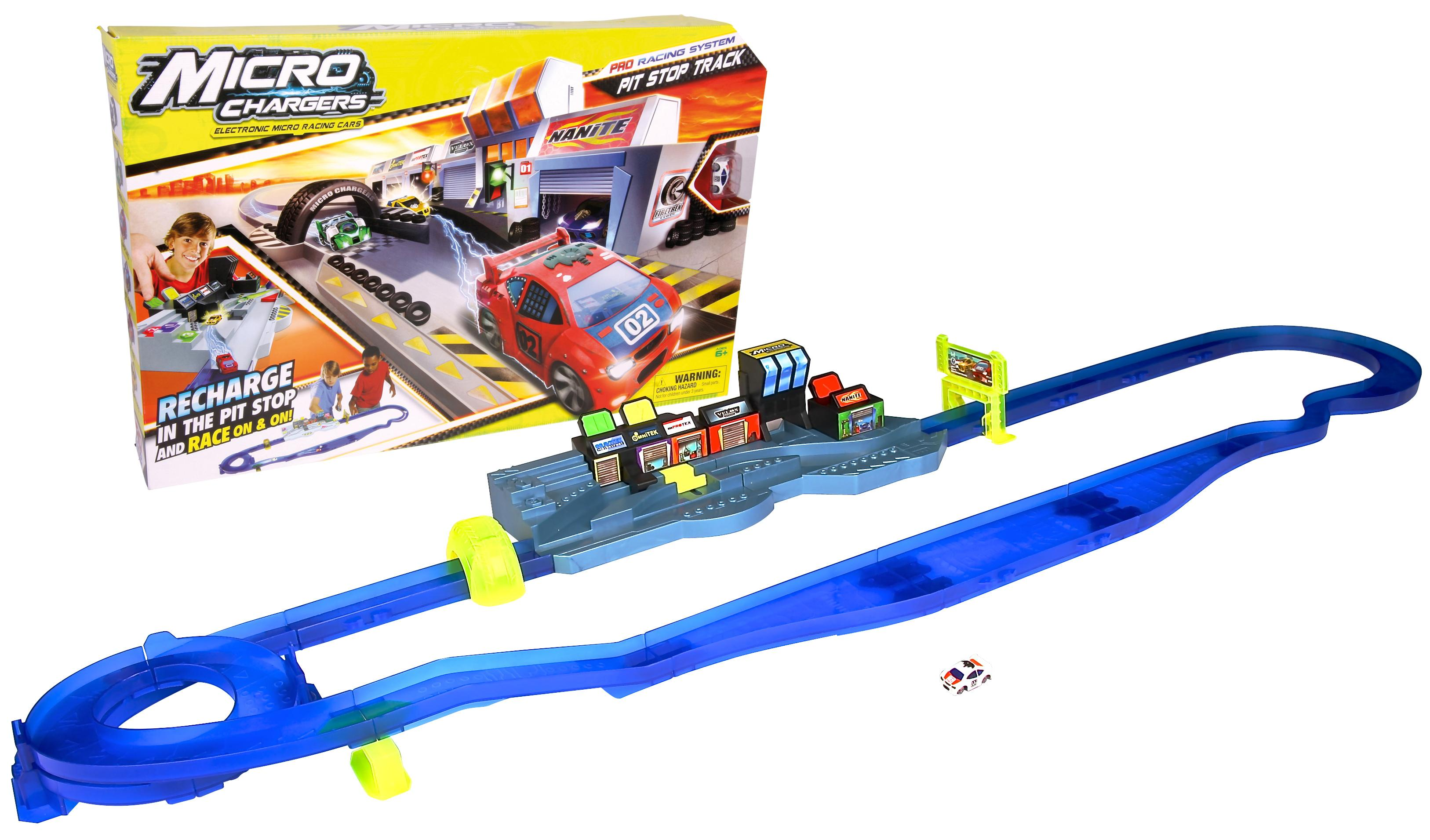 how to make toy car track