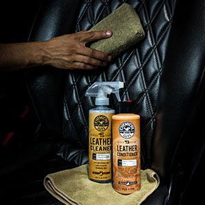 leather care, leather car care, car interior care, leather care kit, car seats