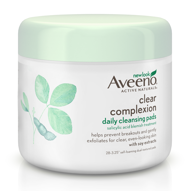 Aveeno daily cleanser