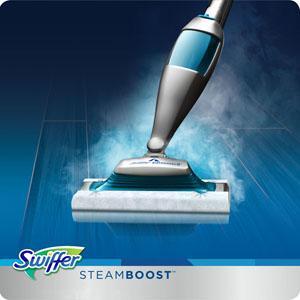 Amazon Com Swiffer Steamboost Deep Cleaning Steam Mop